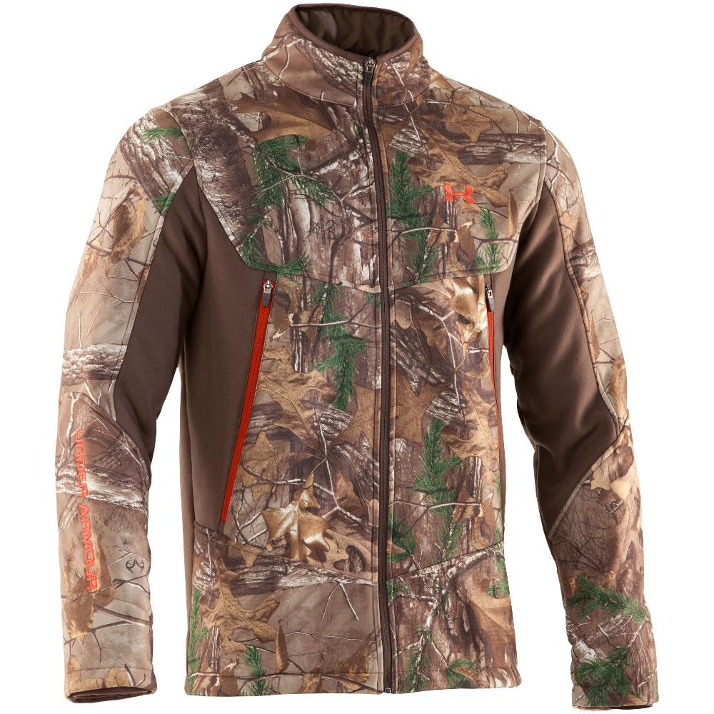 【並行輸入品】アンダーアーマー メンズ ジャケット Under Armour UA Storm Ayton (リアルツリー) 【 カモフラージュ スキーウェア スノーボードウェア ミリタリー 迷彩 コールドギアー 】