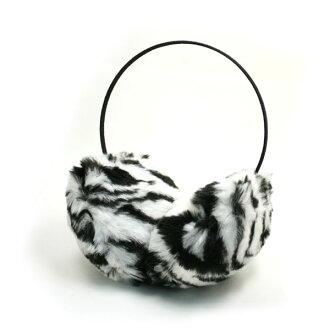 イヤーマッフル (Zebra) earmuffs earmuff fs3gm ■ ■