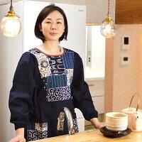 割烹着日本製母の日プレゼントギフト和柄かっぽう着母の日ギフト母の日プレゼント/3タイプメイン画像