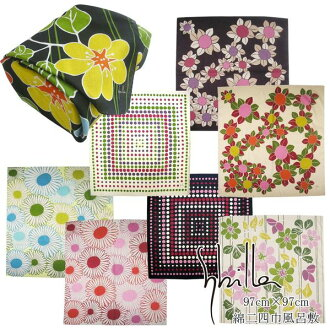 Sibilla (sybilla) suited the cotton Furoshiki (wrapping cloth) broadsheet Sibilla (sybilla) 97 cm/BALDOSA ( バルドサ ) gifts furoshiki (wrapping cloth) large-format limited セールシビラ (sybilla) Sibilla (sybilla) Furoshiki (wrapping cloth) large lovely Furoshiki
