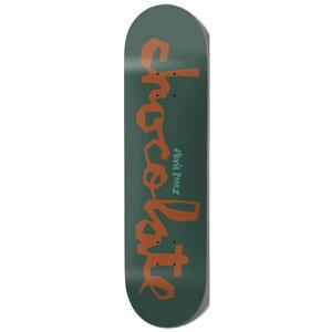 CHOCOLATE チョコレート OG CHUNK15 STEVIE PEREZ 8.375インチ SKATEBOARD スケートボード スケボー デッキ [セ]