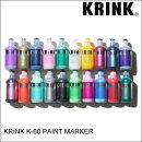 KRINKクリンクK-60PAINTMARKERペイントマーカースケート・メンズ・グラフィック[セール除外品]
