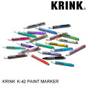 KRINK クリンク K-42 PAINT MARKER ペイント マーカー スケート・メンズ・グラフィック [セール除外品]