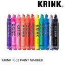 KRINK クリンク K-32 PAINT MARKER ペイント マーカー スケート・メンズ・グラフィック [セール除外品]
