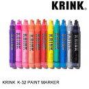 KRINKクリンクK-32PAINTMARKERペイントマーカースケート・メンズ・グラフィック[セール除外品]