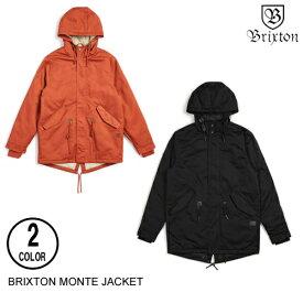 BRIXTON ブリクストン MONTE JACKET 【3色】 XS-XL ジャケット [セ]