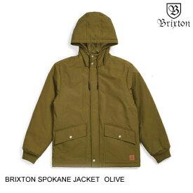 BRIXTON ブリクストン SPOKANE JACKET 【2色】 XS-XL ジャケット