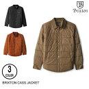 BRIXTONブリクストンCASSJACKET【3色】S-XXLジャケット[セ]