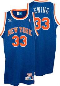 NBA パトリック・ユーイング ニックス adidas New York Knicks Patrick Ewing Swingman Jersey バスケットボール・メンズ NBA [セ]