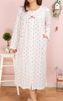 100% cotton diffrence tenjiku knit in Jerry stripe dress