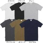アビレックス デイリー 半袖 クルーネック Tシャツ Crew Neck T-Shirt 6143502 クルー ネック カットソー アヴィレックス Avirex メンズ