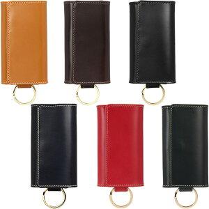 【ポイント11倍】ホワイトハウスコックス キーケース S9692 Whitehousecox ブライドルレザー