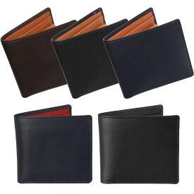 ホワイトハウスコックス 二つ折り財布 S7532 Whitehousecox ダービーコレクション