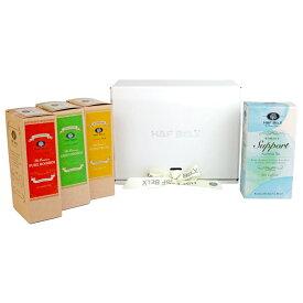 選べるお茶4個セットルイボスティー ルイボス茶 お茶 セレクト ノンカフェイン 健康茶 4個入り H&F BELX エイチアンドエフ ベルクス