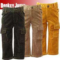Donkey Jossy コーデュロイカーゴパンツ【RCP】