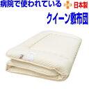 病院で使われている/敷布団 クイーンサイズ抗 アレルギー対策日本製 国産 抗菌 防ダニ 吸汗ドクター敷き布団 クィー…