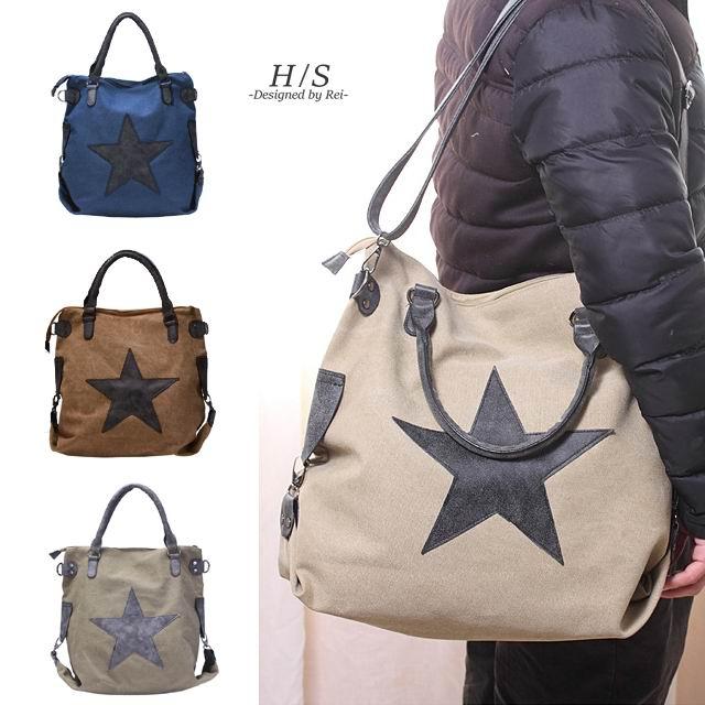 9月上旬発送 バッグ トートバッグ レディース ショルダーバッグ 星 星柄 レディースバッグ スター カバン bag 新作 bag675