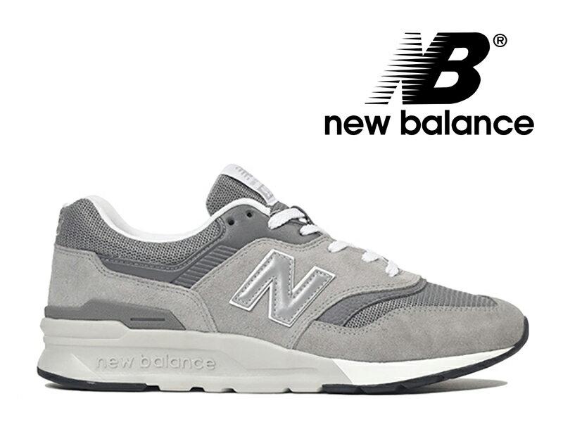 【2019春夏新作】NEW BALANCE CM997H CA ニューバランス レディース メンズ マーブルヘッド グレー 灰【国内正規品】