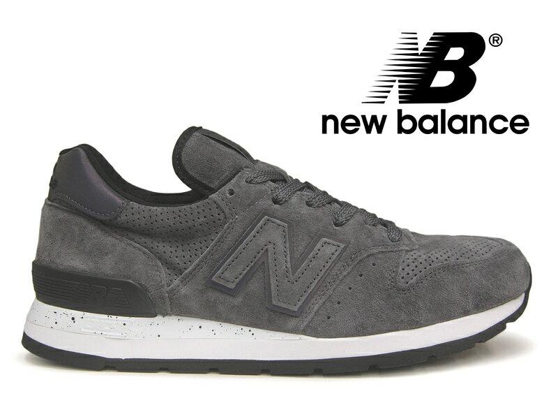 NEW BALANCE M995 SYG ニューバランス 995 グレー レディース メンズ【国内正規品】
