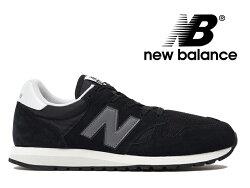 NEWBALANCEU520CEニューバランススニーカーレディースメンズブラック黒【国内正規品】
