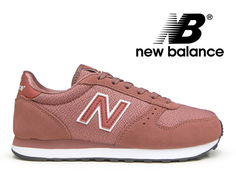 NEW BALANCE WL311 MUB ニューバランス スニーカー レディース ピンク (ダークピンク)【国内正規品】