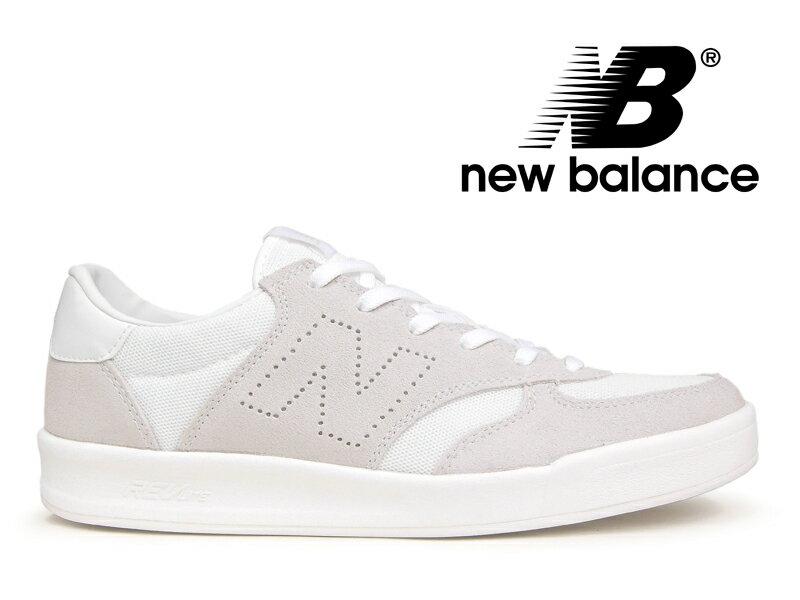 【30%OFF】 NEW BALANCE CRT300 FF ニューバランス メンズ ホワイト 白 メンズ スニーカー【国内正規品】