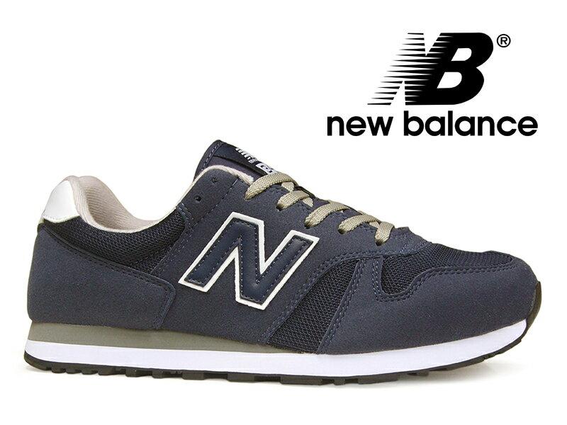 【22.5cm,23.0cmのみ】ニューバランス NEW BALANCE M340 NV レディース スニーカー ネイビー【国内正規品】
