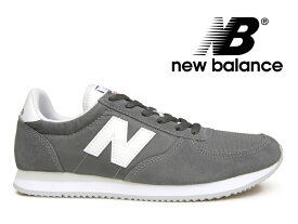 【30%OFF】 NEW BALANCE U220 GY ニューバランス レディース メンズ スニーカー グレー【国内正規品】