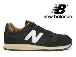 NEWBALANCEU520BHニューバランススニーカーレディースメンズブラック黒【国内正規品】