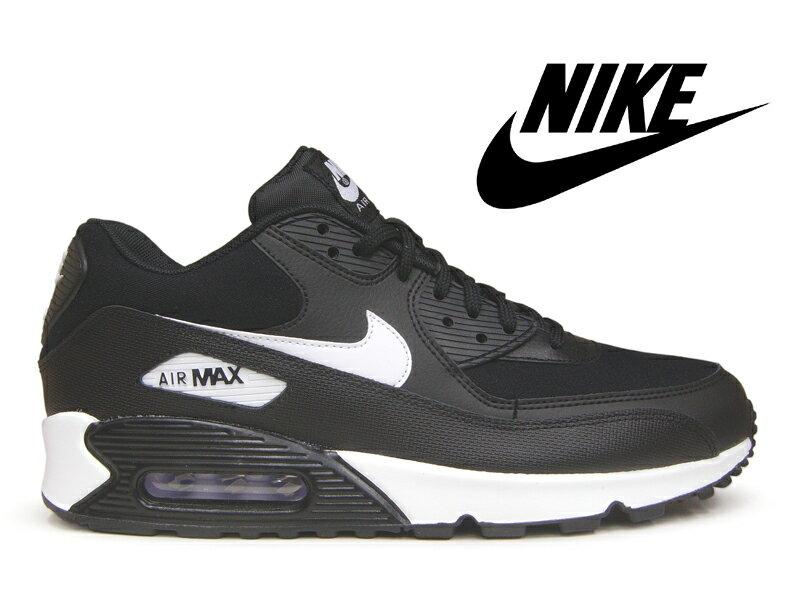 【11/7再入荷!】NIKE WMNS AIR MAX 90 ナイキ エアマックス 90 ブラック/ホワイト 黒白 ウィメンズ