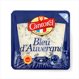【フランス食材バイキングALL999円】ブルードヴェルニュAOC【125g】Bleu d'Auvergne【冷蔵/冷凍可】【D+1】【父の日 ギフト プレゼント お返し お中元 お歳暮 パーティ】