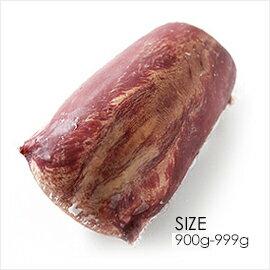 NZ産ビーフ 牛タンブロック(ムキタン) 牧草牛100%の赤身肉!成長促進ホルモン剤、抗生物質未残留!世界最高の安全水準 のNZ産(牛たん 厚切り)【約950g(900-999g)】【冷凍のみ】【D+0】hishock】