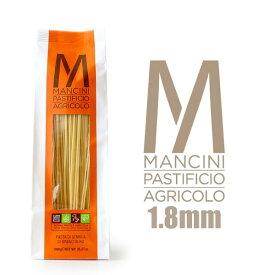 パスタ・マンチーニ スパゲッティーニ 1.8mm 【1kg】【常温/全温度帯可】