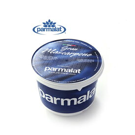 パルマラット社製マスカルポーネ チーズ フレッシュ【500g】【冷蔵のみ】【D+1】