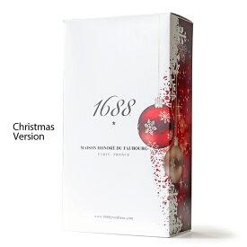 1688 高級 ノンアルコール スパークリング シャンパン ペア セット 【200ml×2本】【常温/冷凍不可】 クリスマス ギフト