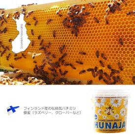 フィンランド産の伝統花ハチミツ/蜂蜜(スタンダードタイプ)/フナヤ・ウフトゥマ社| ハチミツ | 蜂蜜 | はちみつ |【200g】【常温/全温度帯可】【父の日 ギフト プレゼント お返し お中元 パーティ】