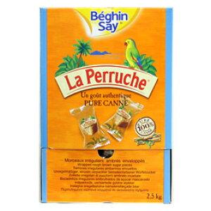 ペルーシュ キューブシュガー 砂糖 ブラウン 茶色 キャンディーパック 約600個入り 2.5kg 【常温/全温度帯可】【D+1】