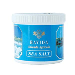 イタリア シチリア産 ラヴィダ自然海塩 (食塩) 【500g】【常温/全温度帯可】【D+2】