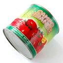 イタリア/ピッツェリアご用達!カンポグランデ社製:ホールトマト【2550g缶】【常温/全温度帯可】【D+2】【父の日 ギ…