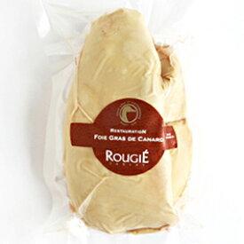 ルージエ社製/フォアグラドカナール/foie gras/世界に誇る老舗ルージエが手掛けるヴァンデ産フォアグラ 約650gサイズ