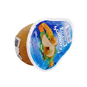 イタリア産/ザネッティ社製:スカモルツァ・アフミカータ【250g】【冷蔵のみ】【D+2】【父の日 ギフト プレゼント お返し お中元 パーティ】