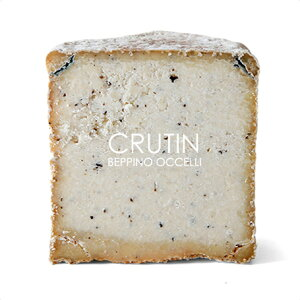 半額50%OFF!ベッピーノ・オッチェリ熟成チーズ『クルティン』【約300g】【冷蔵/冷凍可】
