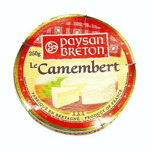 ペイザンブレトン カマンベールチーズ 【250g】【白カビチーズ】【冷蔵のみ】【D+2】