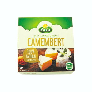 アーラ カマンベールチーズ 【125g】【白カビチーズ】【D+2】