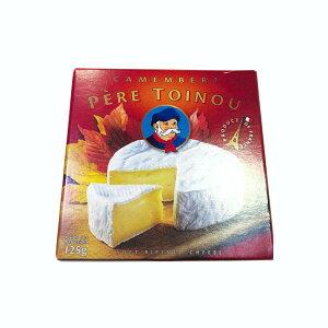 ペレトワノ カマンベールチーズ 【125g】【白カビチーズ】【D+2】