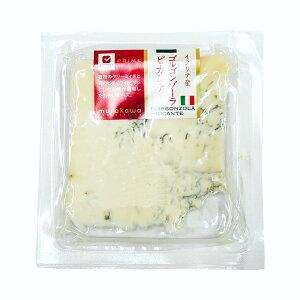 イタリアカット ゴルゴンゾーラピカンテ 【500g】【冷蔵/冷凍可】【ブルーチーズ】【ゴルゴンゾーラチーズ】【D+2】