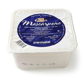 パルマラット マスカルポーネ チーズ イタリア 【2000g】【冷蔵のみ】【D+1】