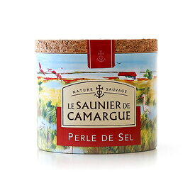 フランス カマルグ産(Camargue )フルールドセル(エキストラファインソルト) ※ペルル・ド・セルより名称が変更 (食塩)【125g】【常温/全温度帯可】【D+1】