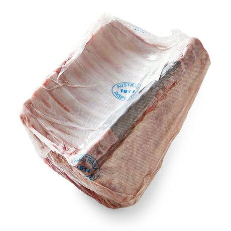 オーストラリア産スタンダードラムラック8リブラック(骨付き/仔羊/ラム肉)【約1kg】【冷凍のみ】【D+0】【父の日 ギフト プレゼント お返し お中元 お歳暮 パーティ】