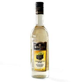 白ワインビネガー 500ml 【常温/冷凍不可】